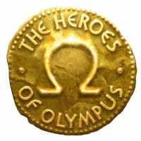 Buku Heroes Of Olympus ternyata ada 5 seri