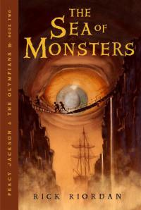 Percy Jackson and The Olympians: The Sea Of Monster (Lautan Monster)
